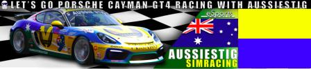 Assetto Corsa Series de Enero 2018 AussieStigPorscheGT4
