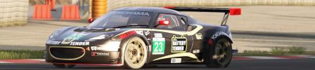 Assetto Corsa Series de Enero 2018 LotusEvoraGX